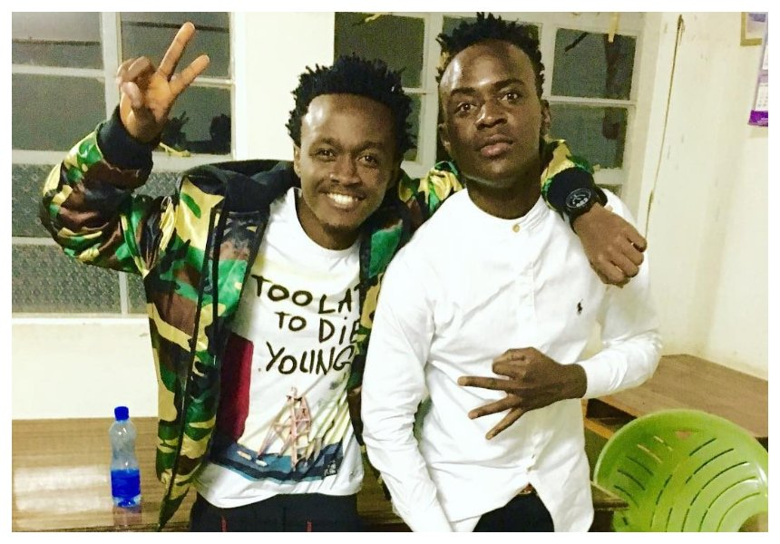 Bahati, Timmy TDat and Willy Paul Dominate Mdundo Charts In